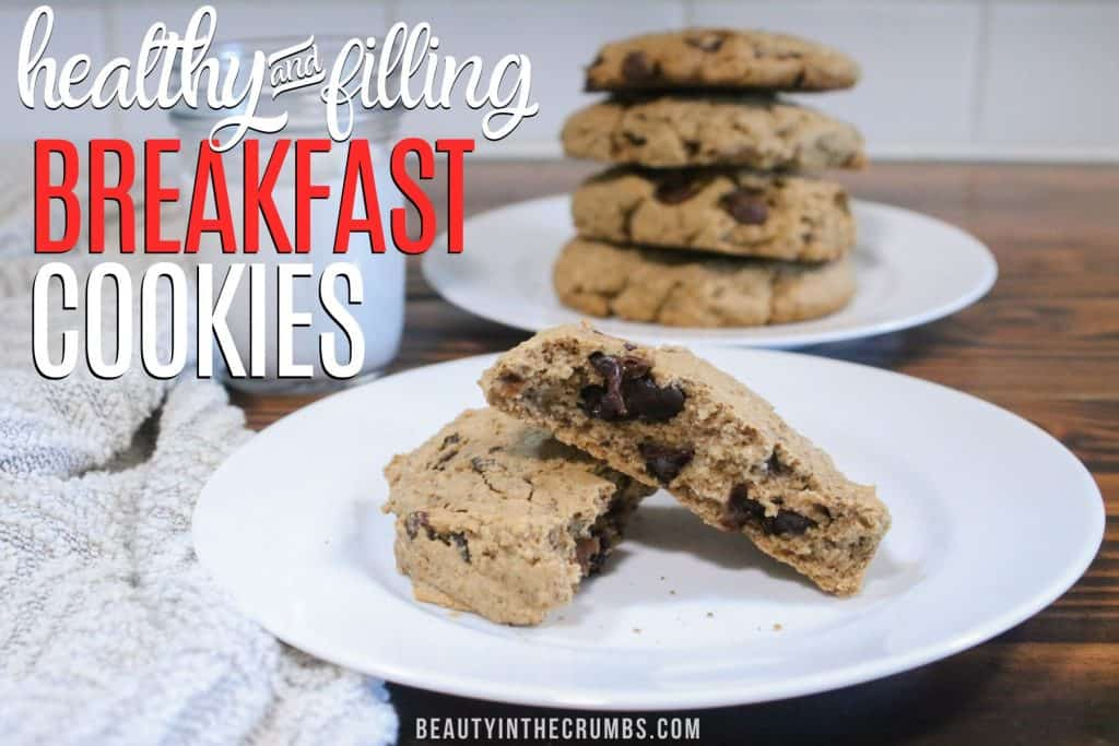 healthy gluten free breakfast cookies gluten free recipe