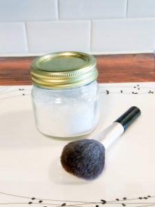 A natural deodorant, homemade deodorant that works!