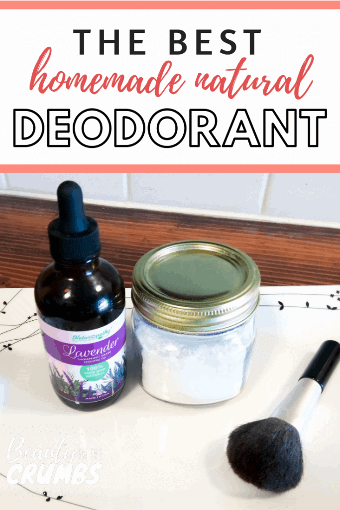 The best homemade deodorant I've found! It lasts all day, is cost-effective, and is ridiculously easy to make.