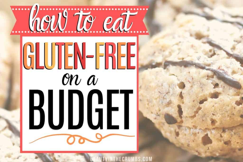 ways to save money on gluten free food