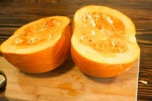Easy step-by-step directions for how YOU can make pumpkin puree at home! Fresh and delicious, and great in all your pumpkin recipes.