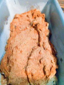 Easy, delicious, gluten-free, and dairy-free cinnamon-raisin bread