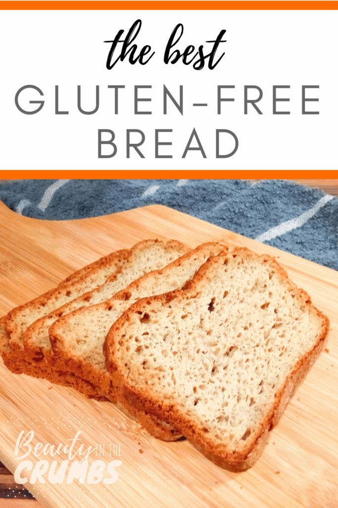 Soft, fluffy, bendable homemade gluten free and dairy free sandwich bread