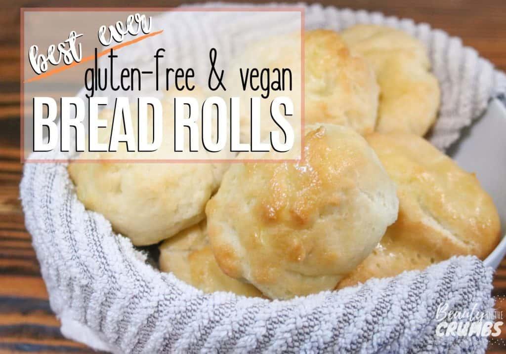 best gluten free rolls ever