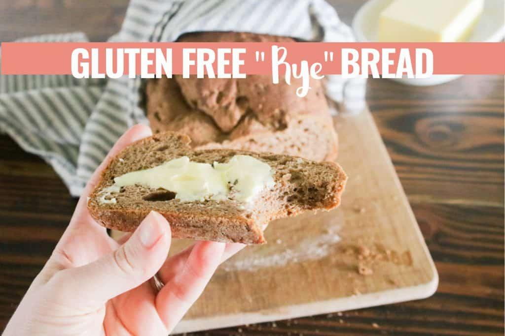 gluten free rye bread