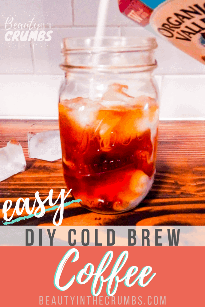 The best recipe for how to make your own DIY cold brew coffee concentrate