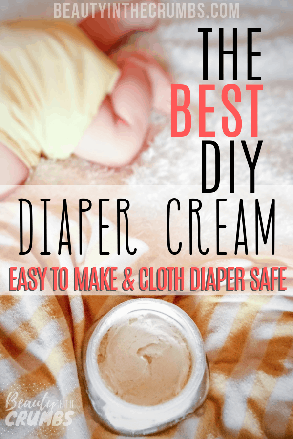 Homemade Diaper Cream