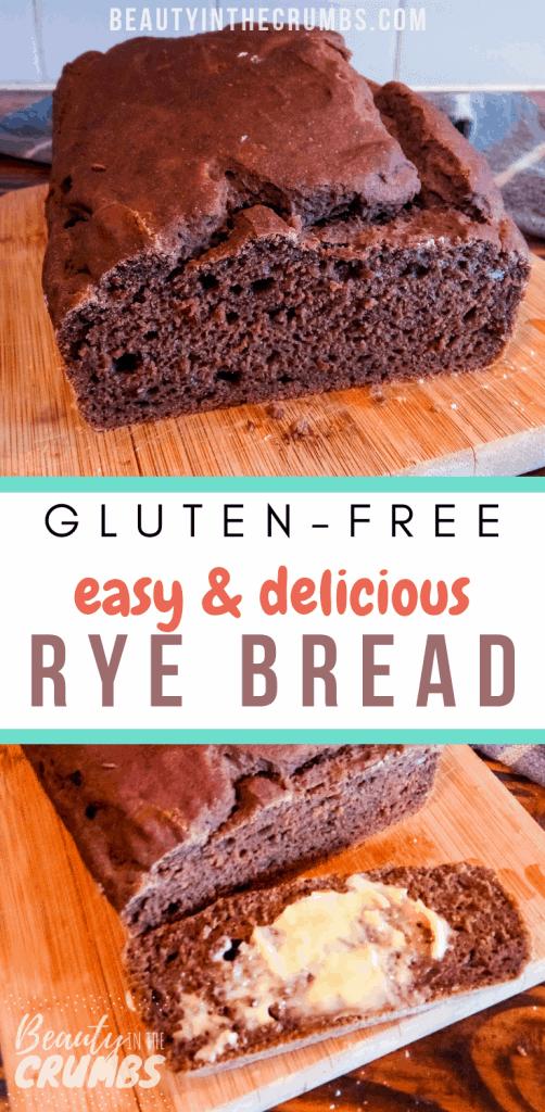 A glutenfree rye taste alike