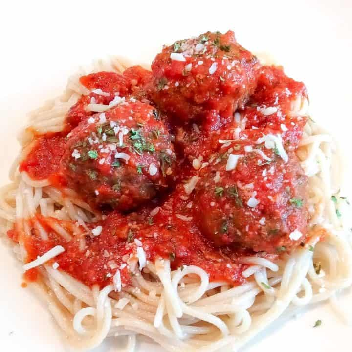 grain free meatball recipe