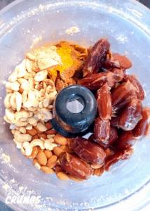 golden milk protein bites recipe