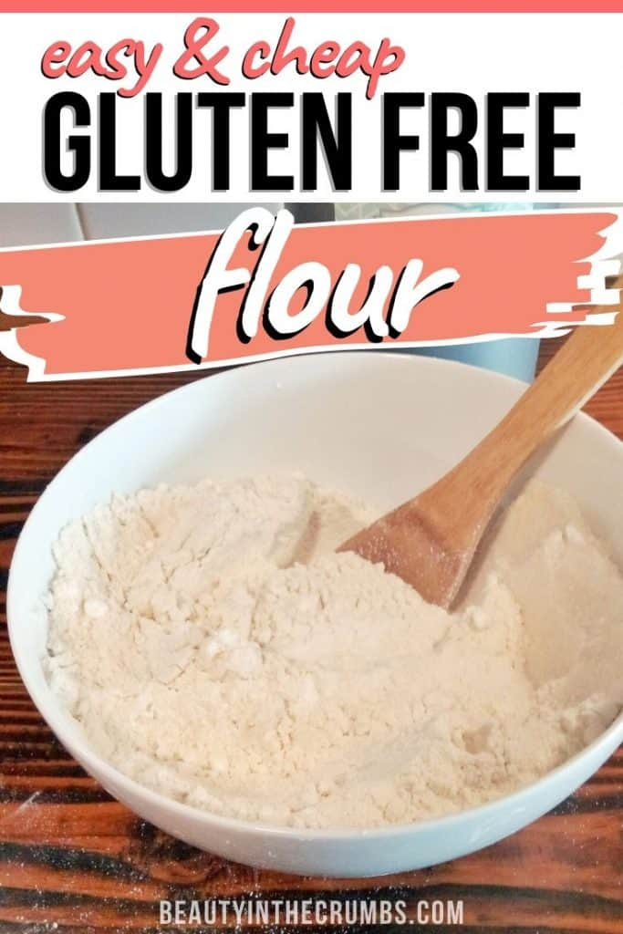 best gluten free flour recipe that works cup for cup