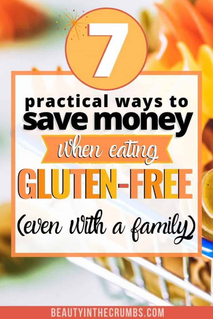 healthy gluten free tips on a budget