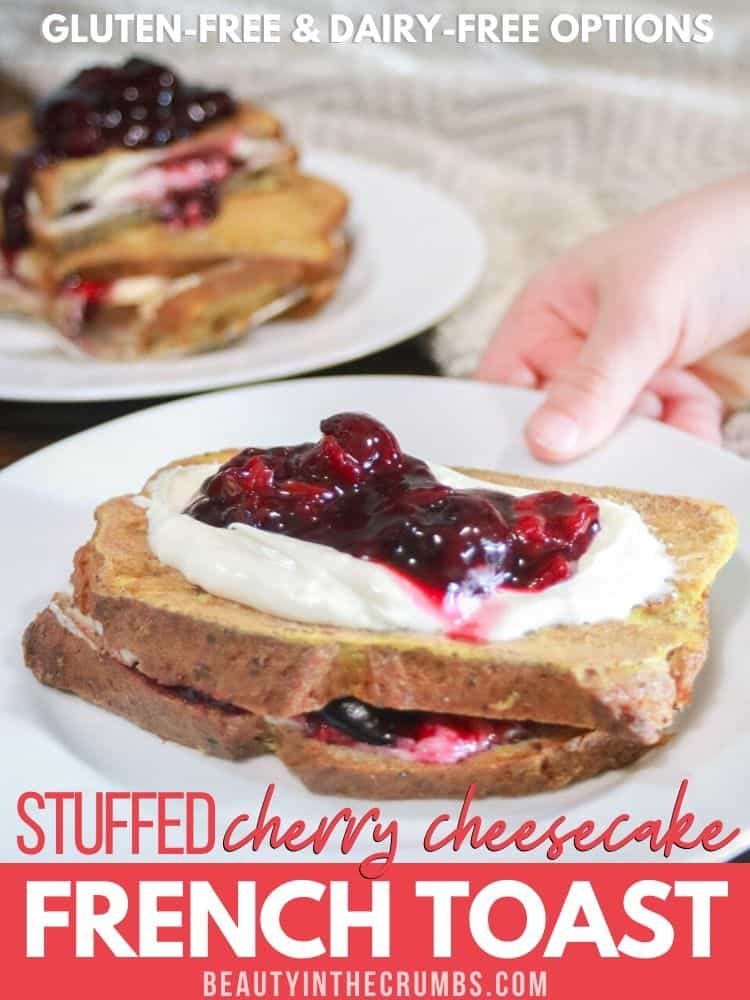 stuffed french toast, best recipe ever