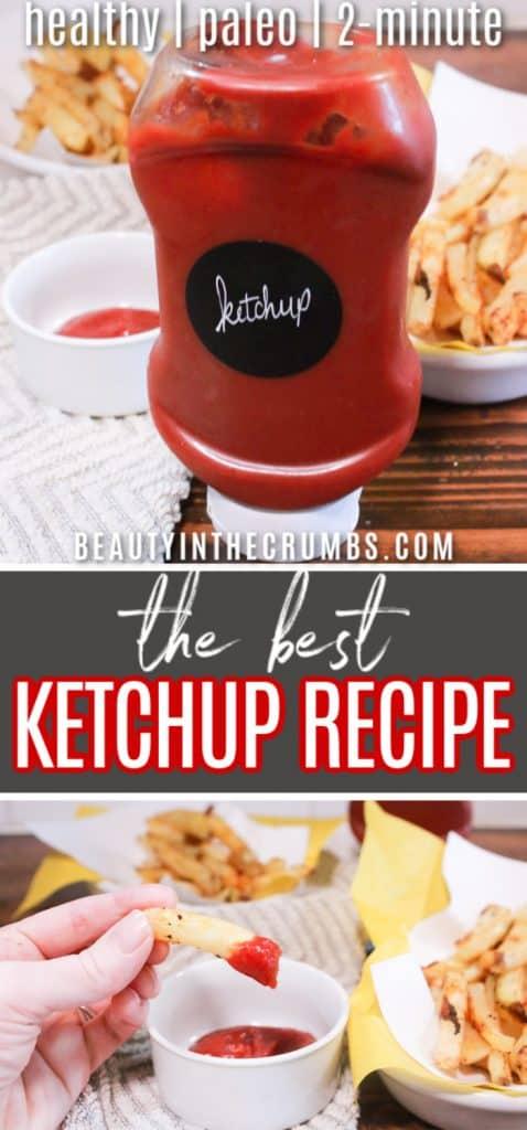 recipe of ketchup