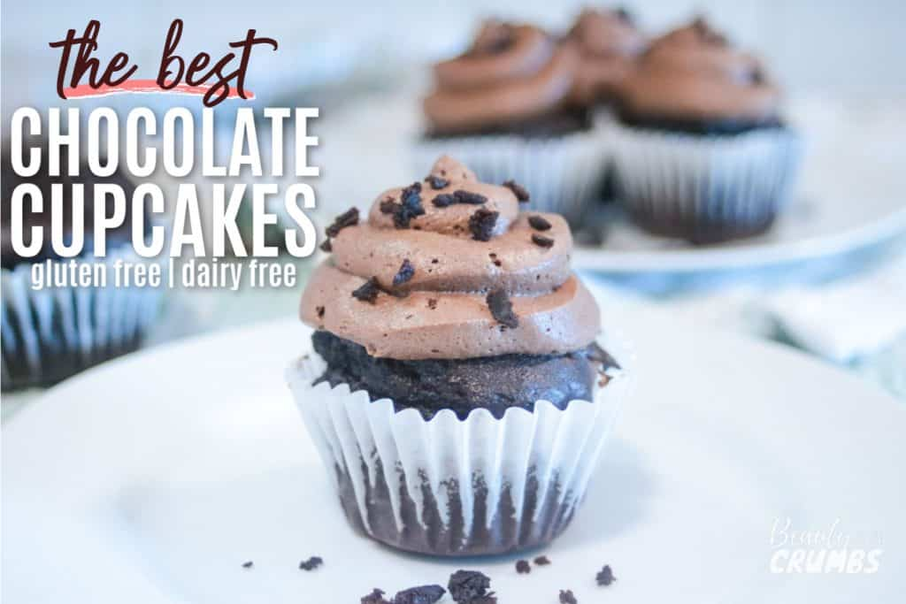 gluten free chocolate cupcake recipe