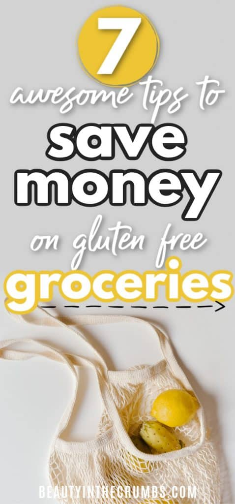 how to eat gluten free on a budget
