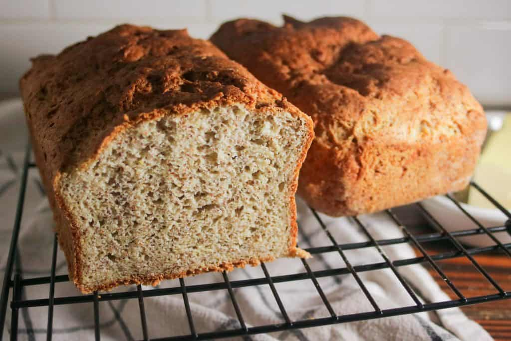 Easy gluten free bread recipe dairy free and vegan