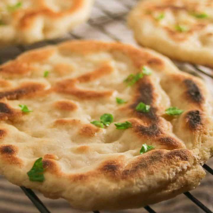 best gluten free flatbread naan recipe