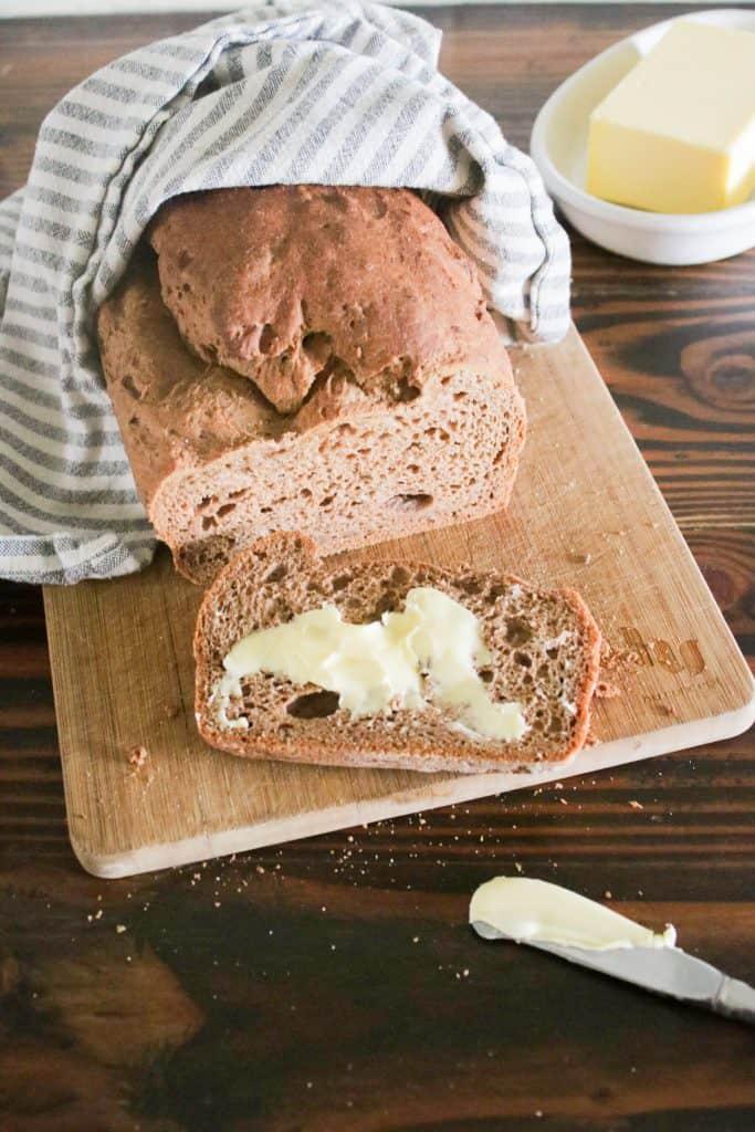 best gluten free rye bread recipe for reuben sandwiches