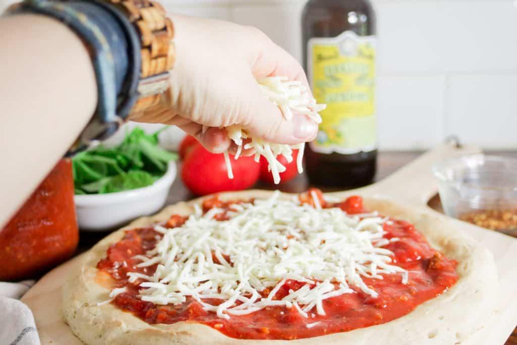 best gluten free pizza crust recipe ever (vegan, too)
