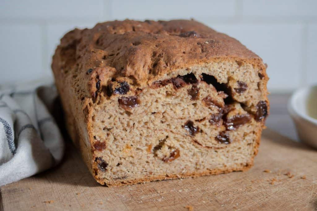 best gluten free raisin bread recipe