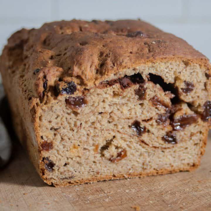 best gluten free cinnamon bread recipe dairy free and vegan