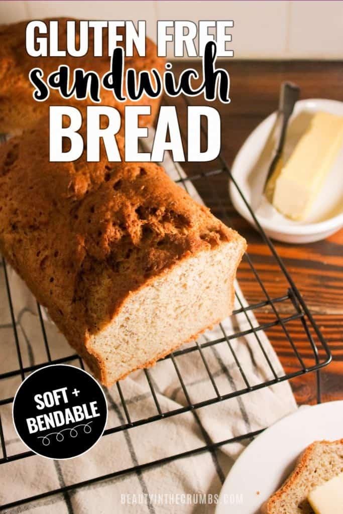 best gluten free dairy free sandwich bread recipe