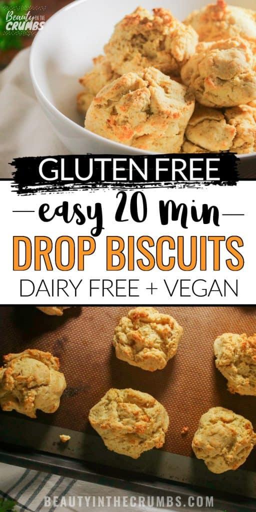 Best gluten free easy biscuits recipe